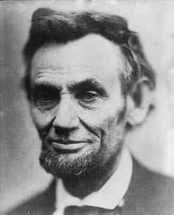 With the fearful strain that is on me night and day, if I did not laugh I should die. -- Abraham Lincoln